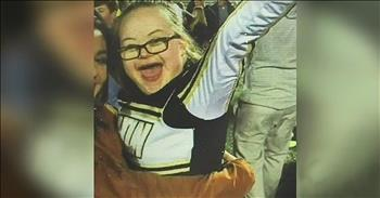 Community Supports Cheerleader With Down Syndrome Banned From The Field