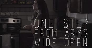 One Step Away (with lyrics) - Casting Crowns