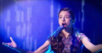 13-Year-Old Opera Star Wows With Her Version Of 'Pie Jesu'