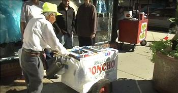 Good Samaritians Surprise 89-Year-Old Ice Cream Man Who Supports 2 Grandkids
