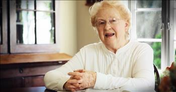 God Told 90-Year-Old To Go To Jail And Spread The Gospel