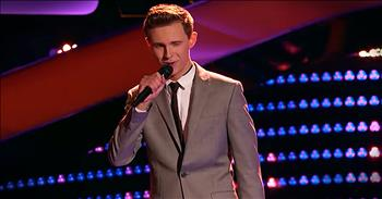 16-Year-Old Crooner's Frank Sinatra Audition Turns The Judges