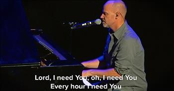 Lord I Need You - Bart Dyer