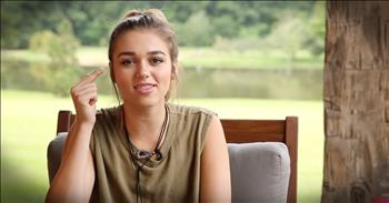Sadie Robertson Explains The Meaning Behind The Tattoo She Never Wanted
