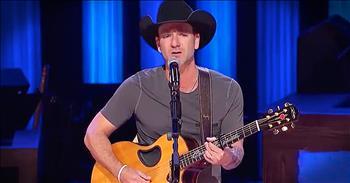 Craig Campbell Performs 'Outskirts Of Heaven' At Grand Ole Opry