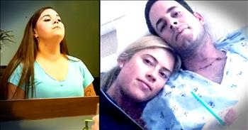 Woman Discovers She Has Thyroid Cancer After Watching HGTV Star