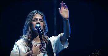 'Behold (Then Sings My Soul)' - Beautiful Worship From Hillsong United