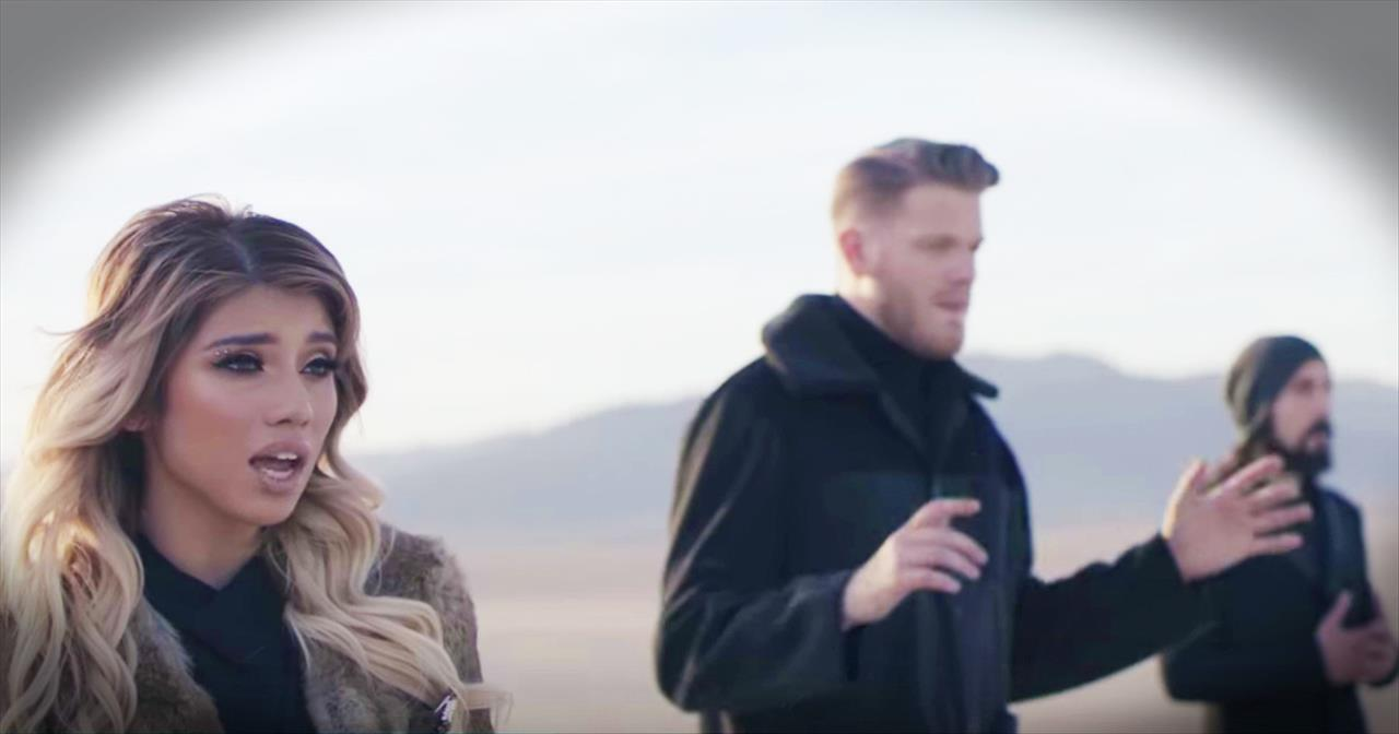 Pentatonix Singing \'Hallelujah\' Will Stun You - Christian Music Videos