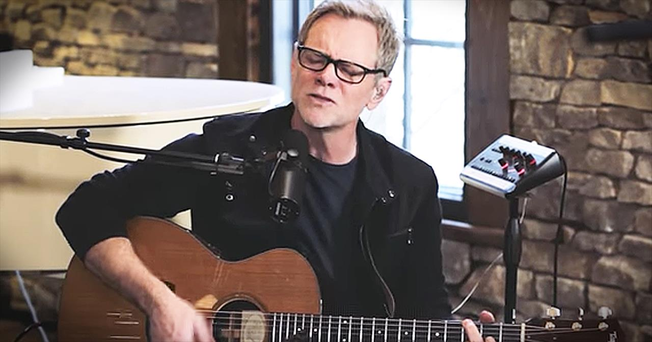 Steven curtis chapman official music videos and songs more than conquerors acoustic session from steven curtis chapman stopboris Images