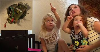 4-Year-Old Saves Family After Seeing Smoke In Room