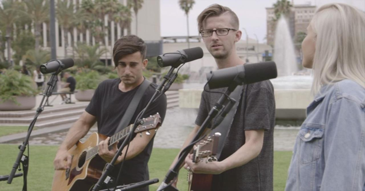 'Mountain' - Powerful Acoustic Worship by Bryan and Katie Torwalt ft. Phil Wickham