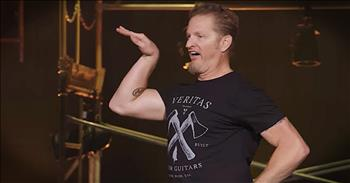 Tim Hawkins On Hilarious Phrases That All Mom's Say