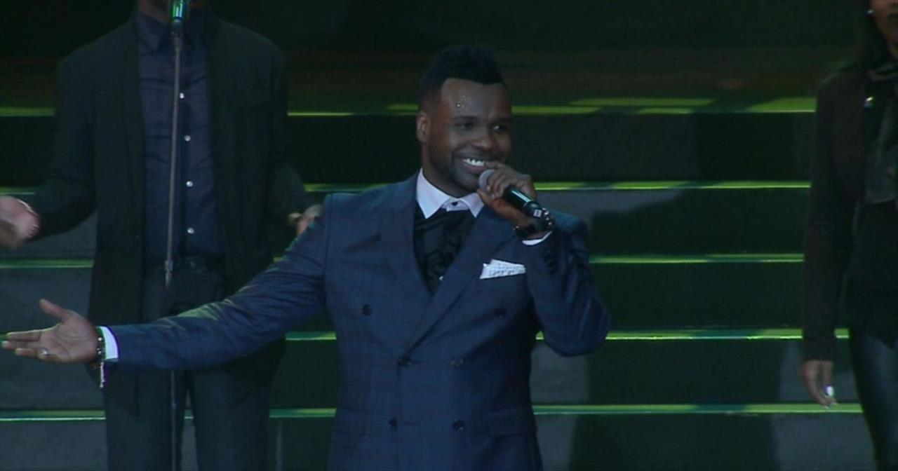 'Nobody Greater' - Live Remix featuring VaShawn Mitchell, Bebe Winans, and Tasha Cobbs