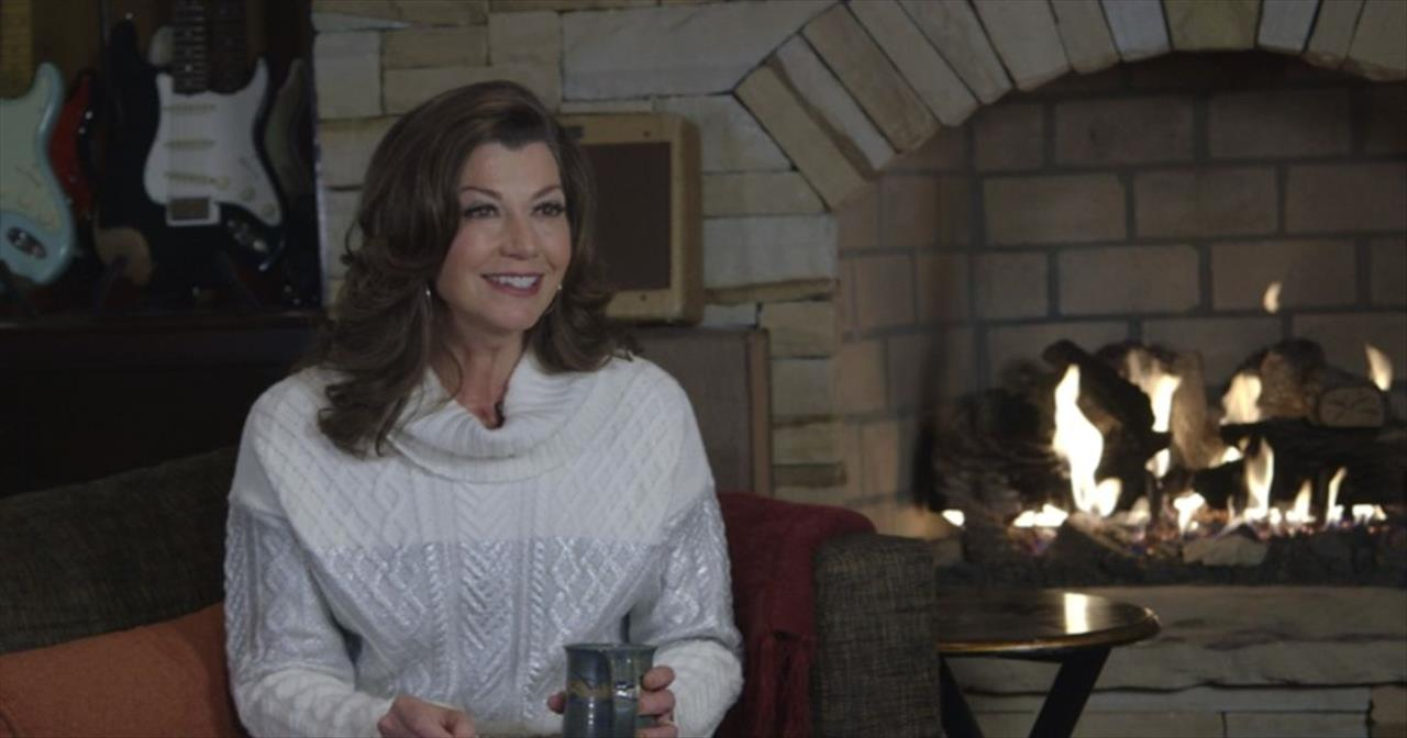 amy grant behind the album tennessee christmas christian music videos
