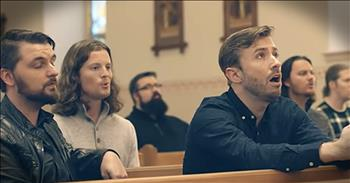 A Cappella Rendition Of 'Amazing Grace' From Peter Hollens And Home Free