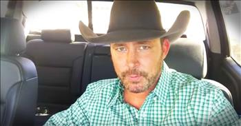 Cowboy Shares Thoughts On The Real Meaning Of Christmas