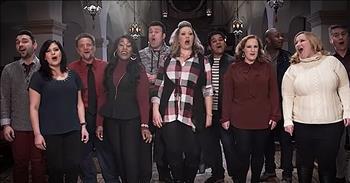 A Cappella Group Sings 'Carol Of The Bells'