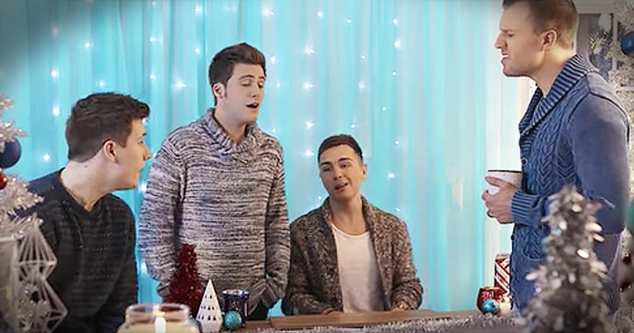 Anthem Lights Sings Mashup Of Classic Christmas Hymns - Christian Music  Videos