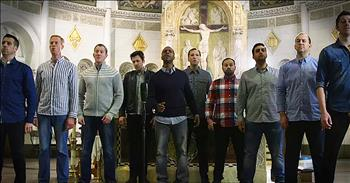 'Mary Did You Know' - Christmas Hymn From Straight No Chaser