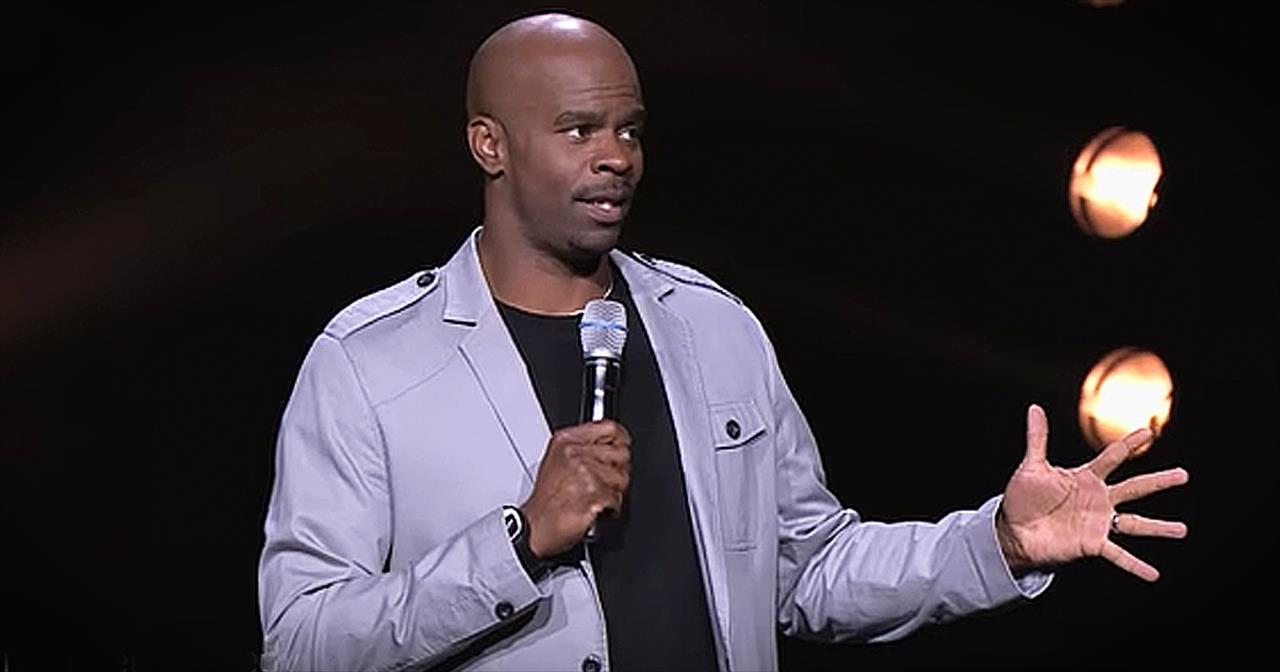 Comedian Talks About The Dangers Of Laughing In Church