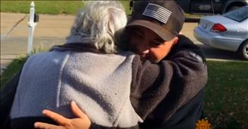 Elderly Couple Gives Thanks To The Repo Man Who Took Their Car