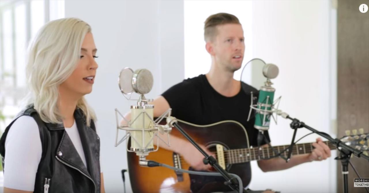 'Praise Will Be My Song' By Bryan and Katie Torwalt Will Touch Your Heart