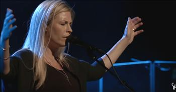 'For The One' Song Of Prayer By Jenn Johnson