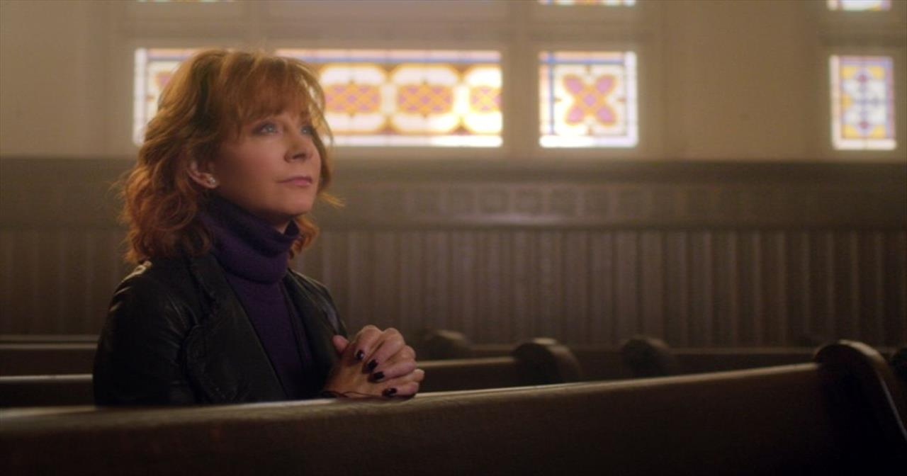'Back To God' - Reba McEntire