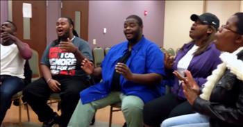 'Take Me To The King' Choir Performance Is Heavenly