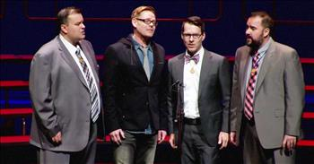 'It Is Well With My Soul' Stunning Barbershop Quartet Performance