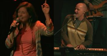 Lion And The Lamb - Powerful Worship From BART+TRICIA