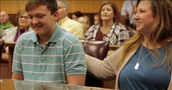 Teen With A Broken Family Life Gets An Adoption Only God Could Write