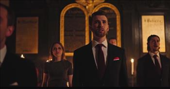 Gorgeous A Cappella Choral Arrangement of Beautiful Love Song, 'The Luckiest'