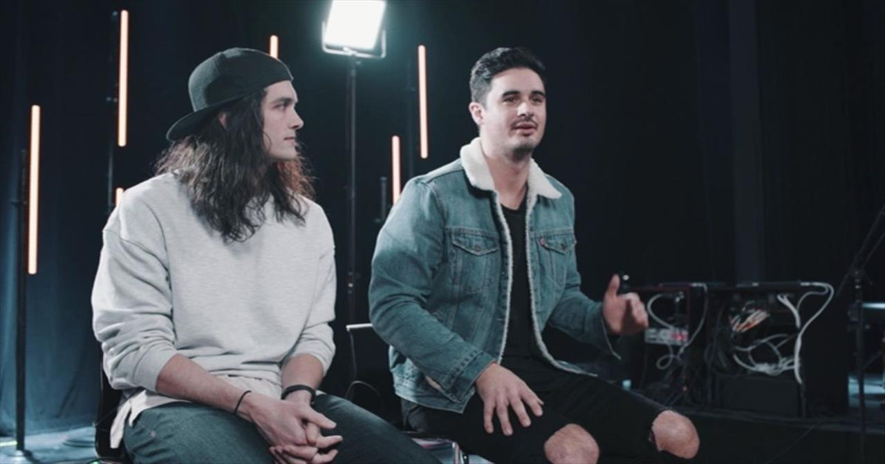 Kristian Stanfill with the Passion Band - Glorious Day (Song Story)