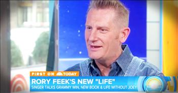 Rory Feek Talks Winning A Grammy, Baby Indiana, And His Unlikely Love Story With Joey