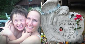 Mom Lost Her Son In A Horrific Tragedy But She Is Choosing Love
