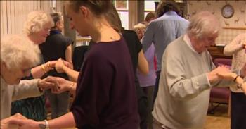 Dementia Patients Are Getting Their Grooves On With Some Dance Therapy