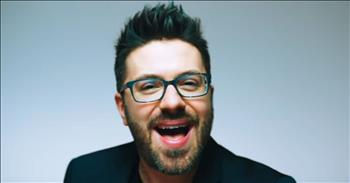 Danny Gokey Sings Of Broken To Glory In 'Rise'
