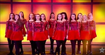 Incredible Irish Dance Has A Tappingly Delightful Twist