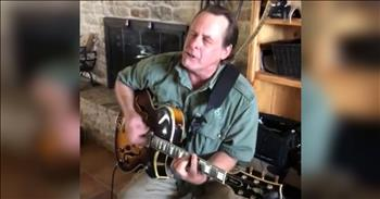 Ted Nugent Is Rocking A 'Johnnie B. Goode' Tribute You Don't Want To Miss