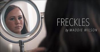 'Freckles' - Maddie Wilson Reminds Us To Embrace Differences