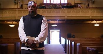 Mr. T Waltzes To 'Amazing Grace' After Faith Is Tested With Cancer Diagnosis
