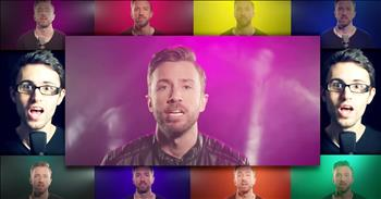 Epic Performance Of 'Carry On Wayward Son' From Peter Hollens