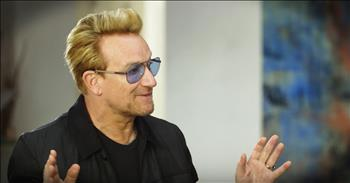 Bono Finds God After Mother's Death