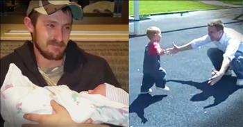 Proof That Being A Dad Is Beyond Beautiful