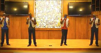 1 Man Sings Harmonies Of Classic Hymn 'Via Dolorosa'