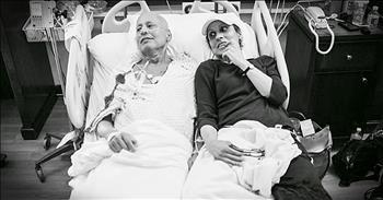 Daughter Captures Images Of Parents Battling Cancer