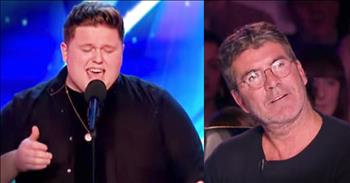 Emotional Audition Brings Judges To Their Feet
