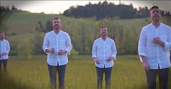 Peter Hollens A Cappella Rendition Of 'Circle Of Life'