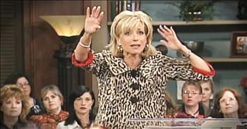 Beth Moore Responds To Little Girl Who Was Abused